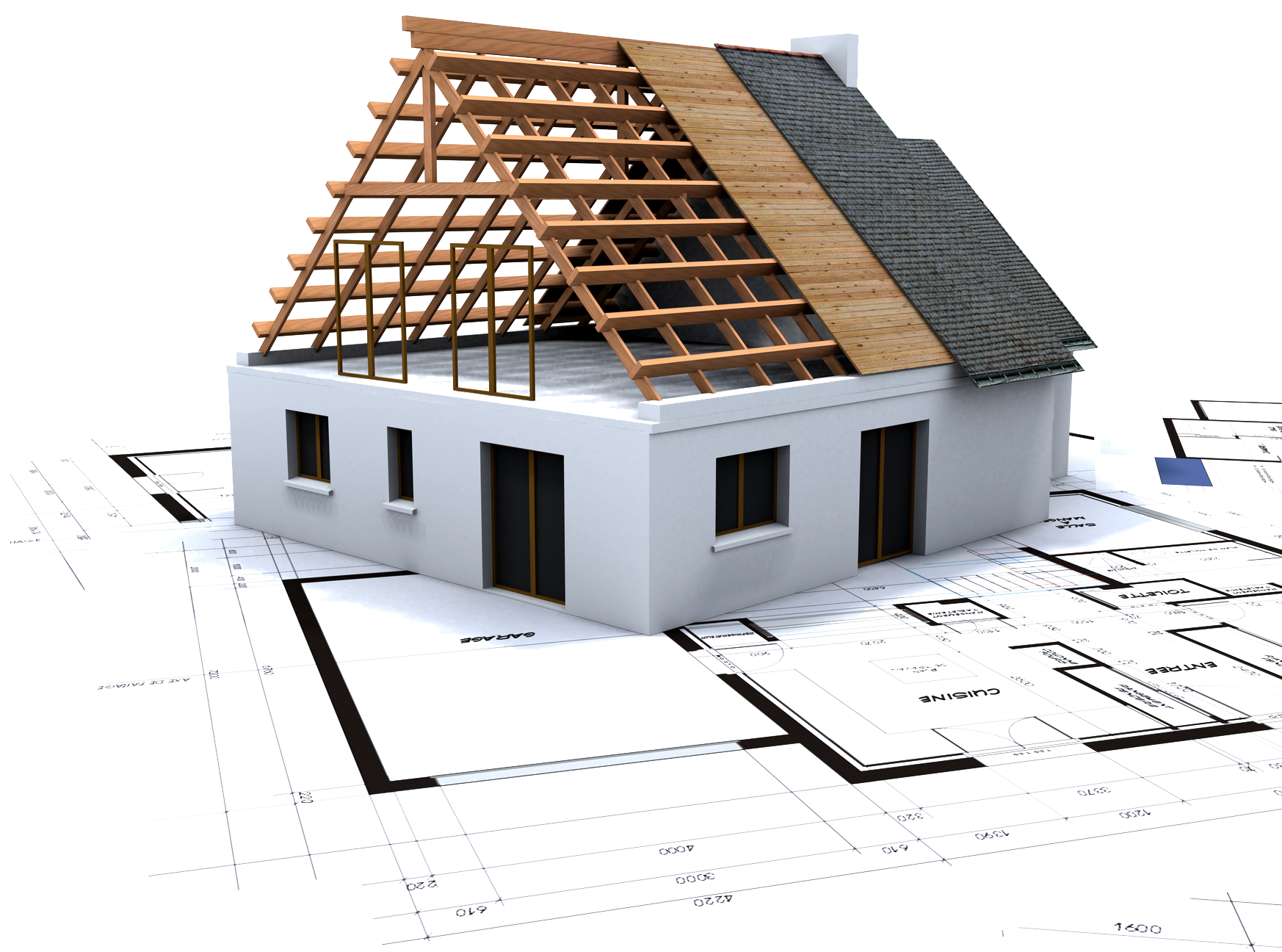 TTMF 2% Mortgage - Building