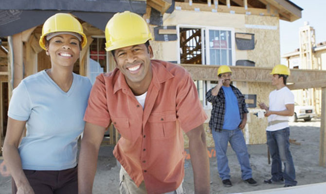 TTMF Mortgage Financing - Build a home