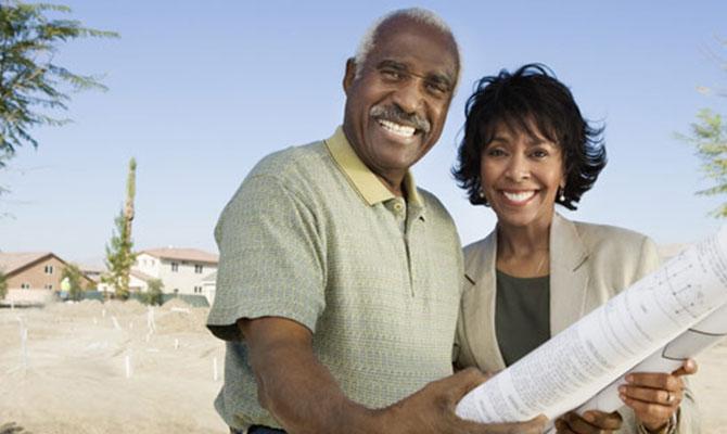 TTMF Mortgage Financing - Buy land