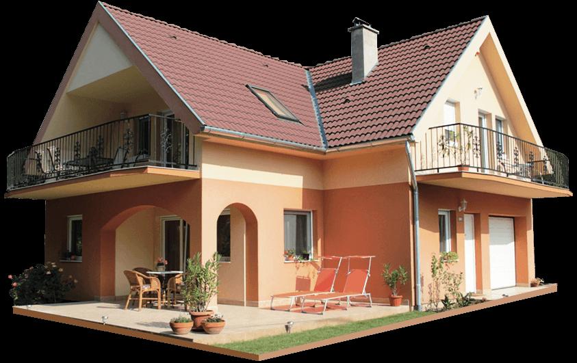 TTMF Mortgage Financing - Large house