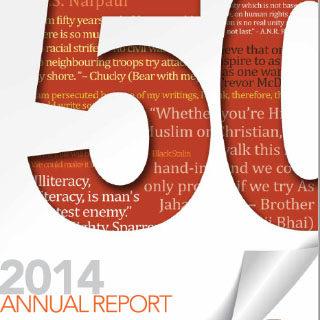 TTMF Annual Report 2014