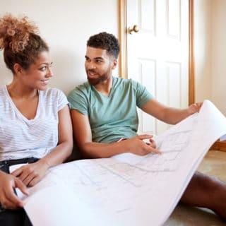 Build a home - mixed couple - TTMF